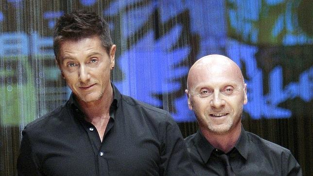 Stefano Gabbana y Domenico Dolce