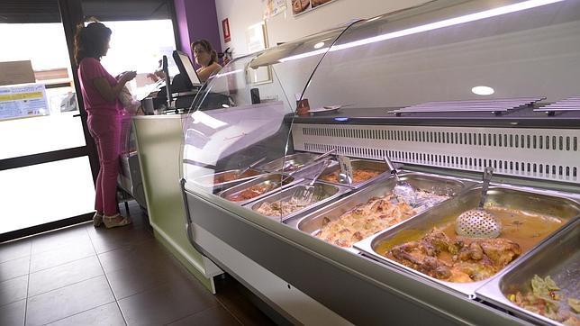 Diez restaurantes de comida casera en toledo Menu comida casera