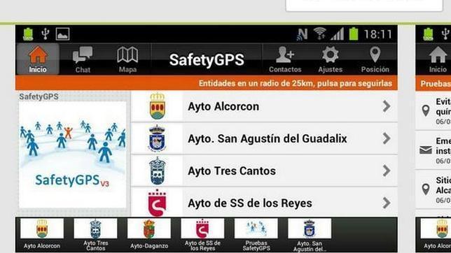 Imagen de la aplicación