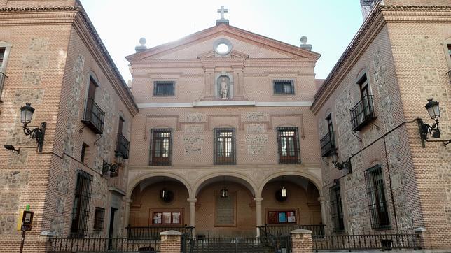 Iglesia de San Ginés en la calle Arenal