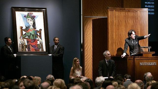 Las obras de arte más caras vendidas en Sotheby's
