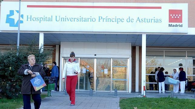 HOSPITAL PRINCIPE DE ASTURIAS DE ALCALA