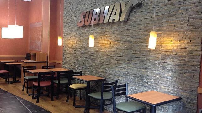 El restaurante de comida r pida subway se une con sabadell for Modelos de restaurantes