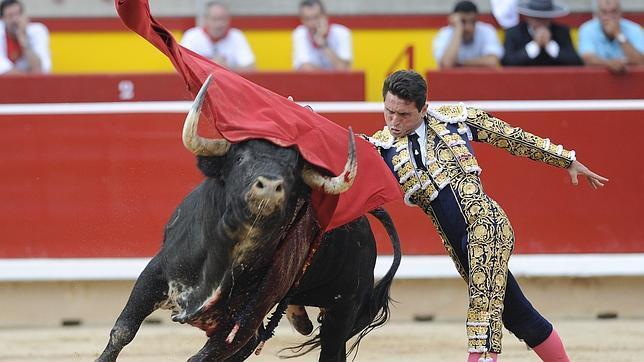 Los toreros vallisoletanos defienden el Toro de la Vega