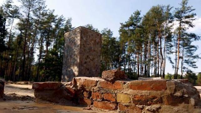 Encuentran las cámaras de gas escondidas por los nazis en Polonia