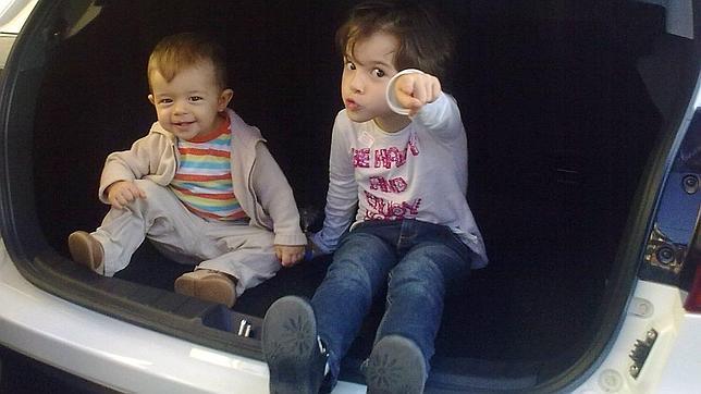 Ruth y José, en una imagen de 2011