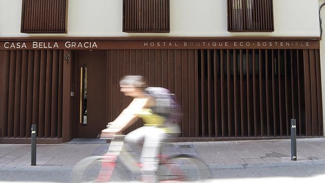 Diez hoteles con encanto en barcelona - Casa bella gracia ...