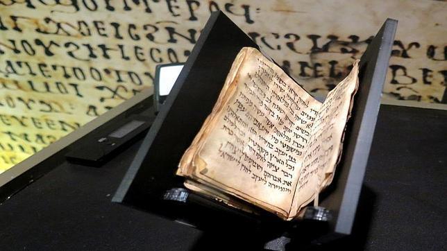 El manuscrito de rezos judíos tiene apenas 10 centímetros de altura y 50 páginas