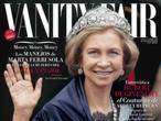 La Reina Sof�a, portada de �Vanity Fair�