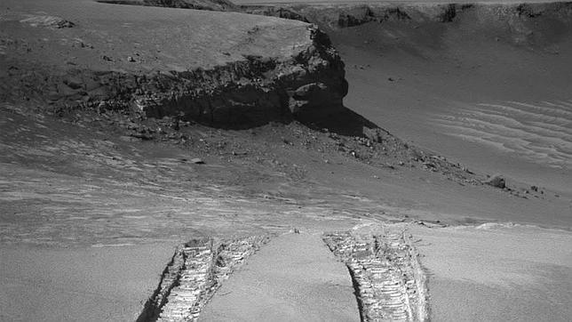 Una nave de la NASA llega a Marte para investigar por qué desapareció el agua
