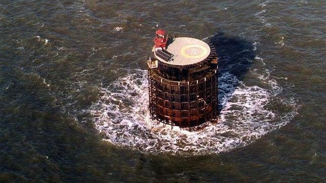 Las fortalezas marinas más raras y asombrosas del mundo