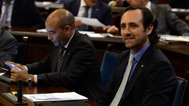 El presidente balear, José Ramón Bauzá, impulsor del trilingüismo