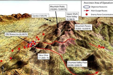 Burbujas espaciales, culpables de una sangrienta batalla en Afganistán