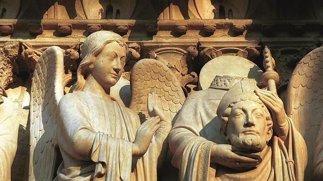 Cripta de Nôtre-Dame
