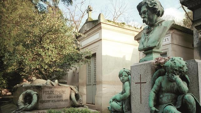 Cementerio del Père Lachaise