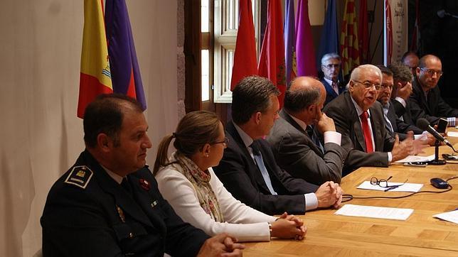 La intención es promover el convenio de seguridad vial en al menos 170 municipios en un año.