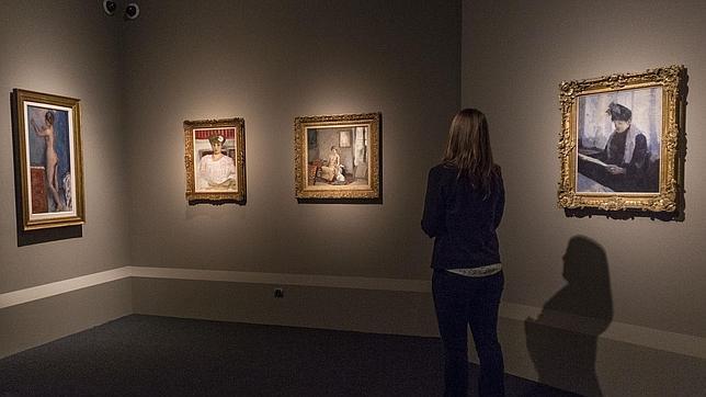 Obras de Toulouse-Lautrec y Bonnard