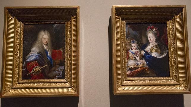 Las últimas compras de Abelló: dos retratos pintados por Miguel Jacinto Meléndez