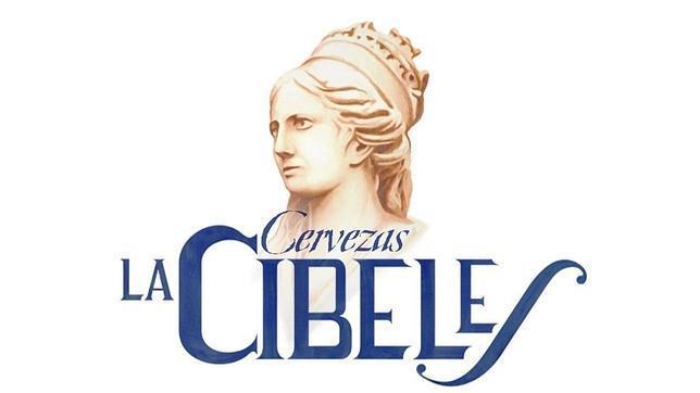 Logotipo de las cervezas La Cibeles