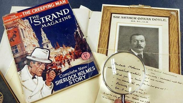 La novela de Sir Arthur Conan Doyle que quedó olvidada 130 años en un cajón