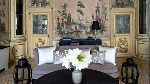 Así es la suite de la noche de bodas de George Clooney