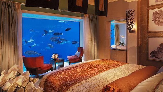 En el espacio y bajo el mar as ser n los viajes en 2024 for Hotel bajo el mar dubai