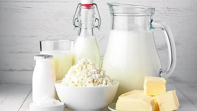 Los lácteos son la fuente más eficiente de calcio