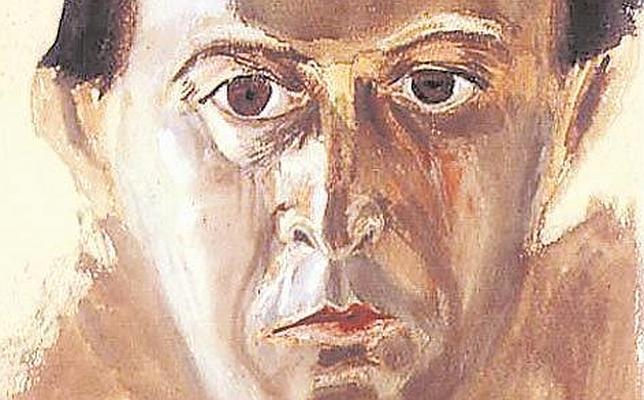 Autorretrato de Schoenberg