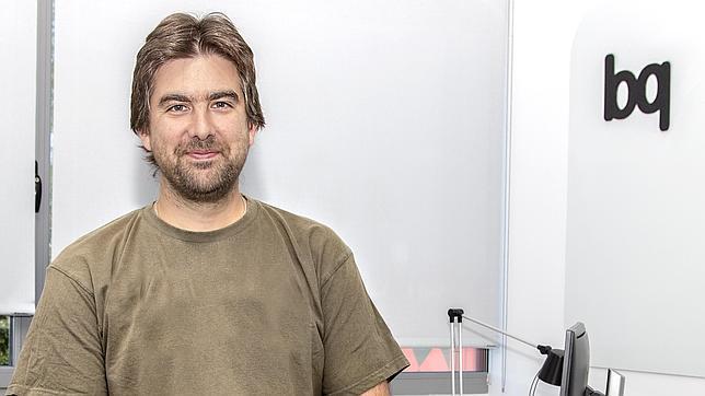 Alberto Valero, director de robótica de BQ