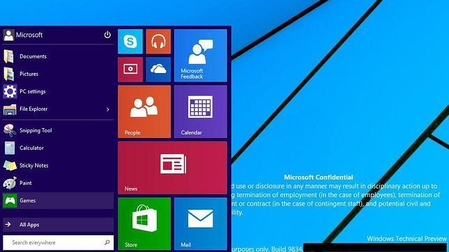 Windows 9: lo que se conoce del próximo software de Microsoft