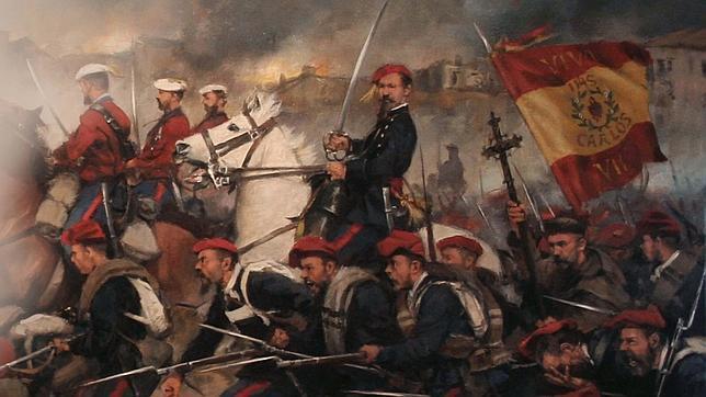 Los boinas rojas carlistas: ¿Qué es un requeté?