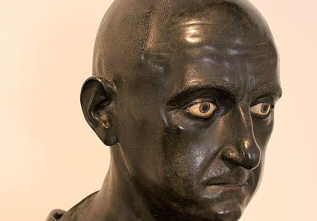 Publio Cornelio Escipìón, uno de los generales romanos que combatió en España contra los cartagineses