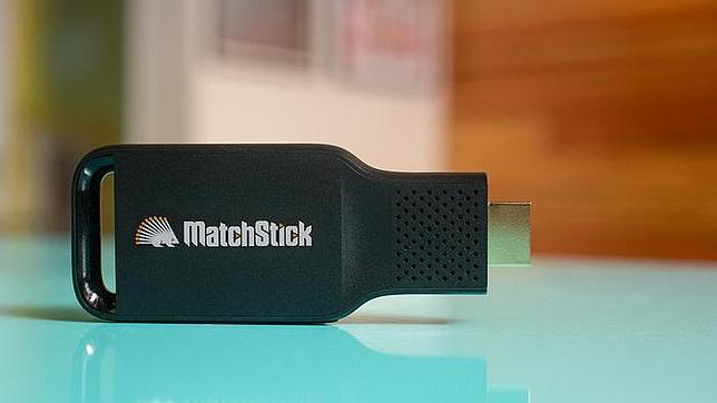El Matchstick es muy similar al Chromecast