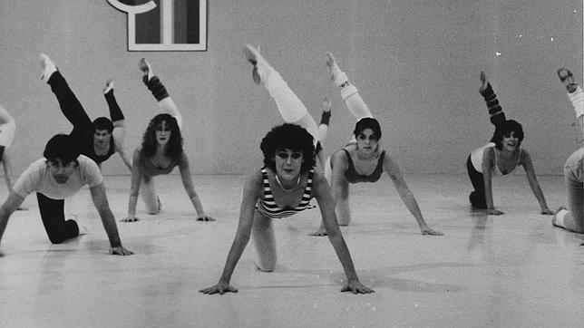 En 1982, durante el programa «Puesta a punto»