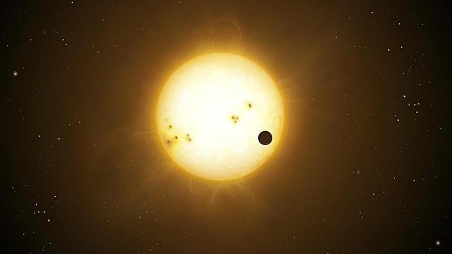 Descubren dos planetas «primos»