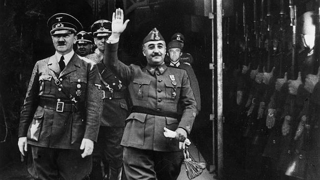 El plan secreto de Hitler para derrocar a Franco