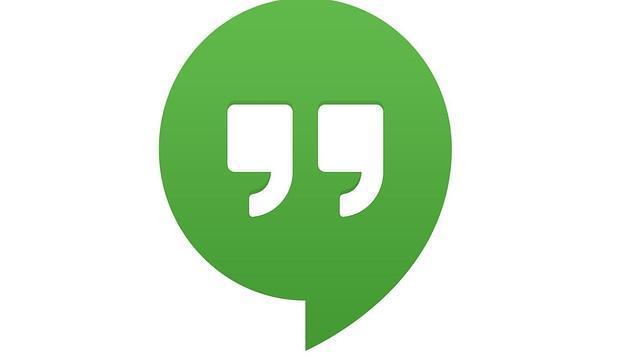 El logo de Hangouts