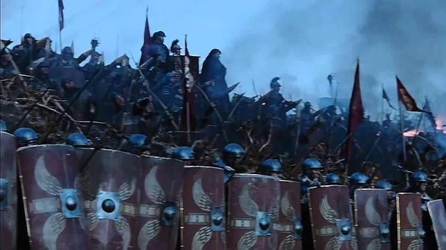 Resultado de imagen de batallas legiones romanas
