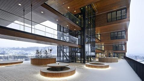 Los edificios más extraordinarios de 2014