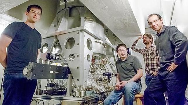 Los físicos de Princeton