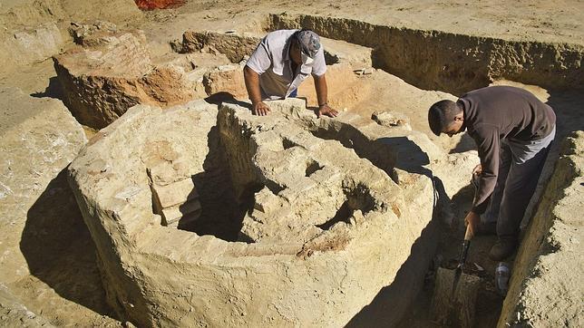 Excavaciones arqueológicas en el entorno de La Fontanilla en Palos (Huelva)
