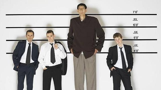 ¿De dónde son las personas más altas del mundo?