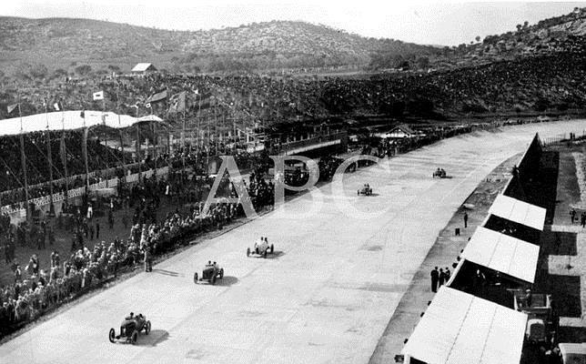 Circuito Terramar : Fotografías antiguas de abc el autódromo terramar