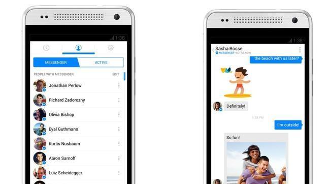 Un estudiante descubre un sistema de envío de dinero en Facebook Messenger
