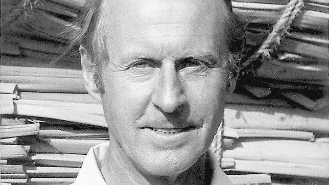 FOTO Thor Heyerdahl