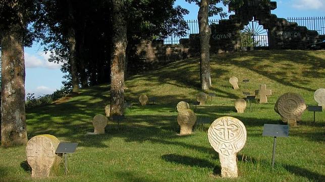 Cementerio de Burguete