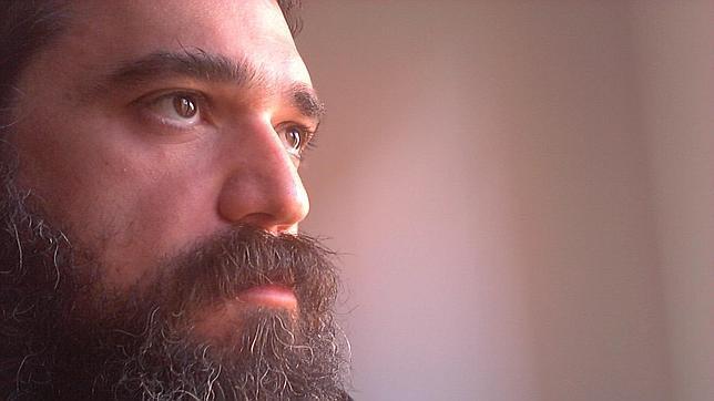 El escritor Carlos Molinero, en una imagen de archivo