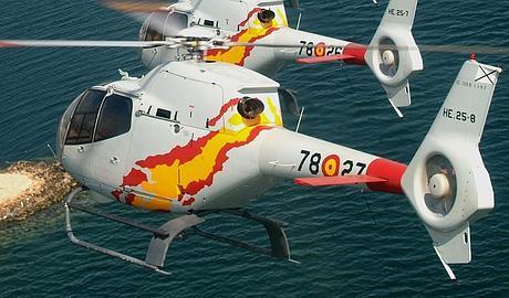 Así recuerda el Ejército del Aire al Imperio español en todos sus aviones