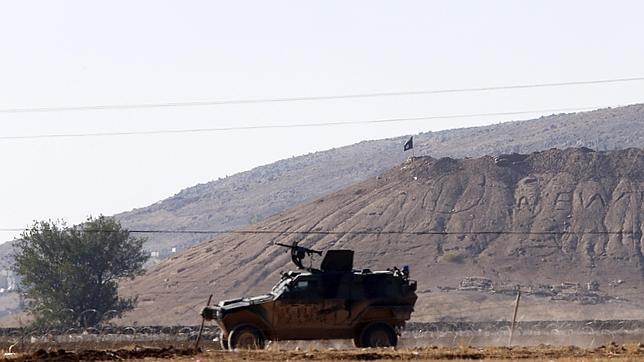 El enclave turco en Siria que amenaza el Estado Islámico