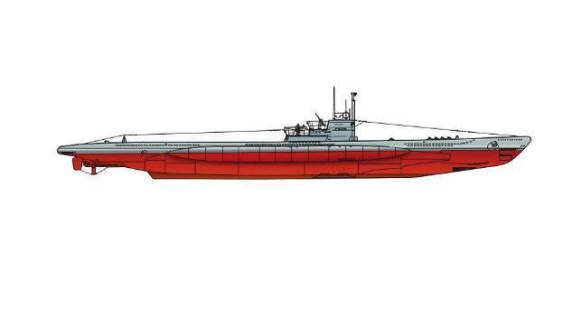 U-Boot VIIC: El lobo de la manada